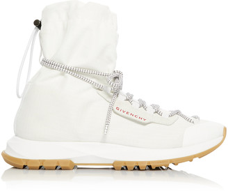 Givenchy Spectre Ripstop High-Top Sneakers