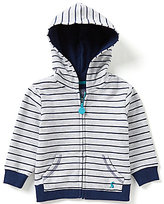 Joules Baby/Little Boys 12 Months-3T Moby Striped Hooded Sweatshirt
