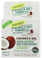 Palmers Coconut Oil Formula Super Control Gel for Edges 2.25 oz
