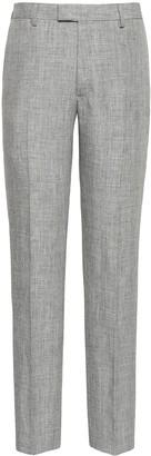 Banana Republic Heritage Slim Tapered Linen Suit Pant