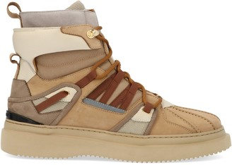 Buscemi Lace Up Hiking Boots