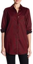 Foxcroft Stripe Button Down Shirt