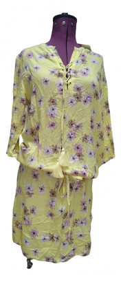 Charlotte Sparre Yellow Dress for Women