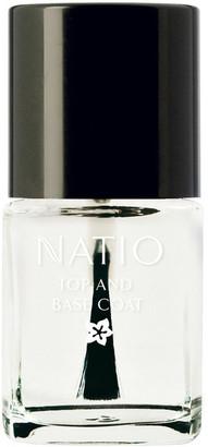 Natio Nail Colour Top and Base Coat Top & Base