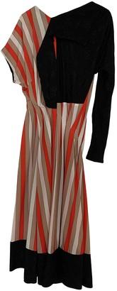 Loewe Multicolour Viscose Dresses