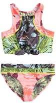 Maaji Cacti Hotel Reversible Two-Piece Swimsuit