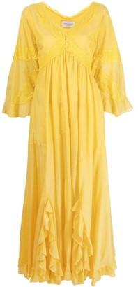 Ermanno Scervino Lace-Detail Dress