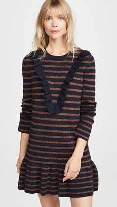 RED Valentino Knitted Dress