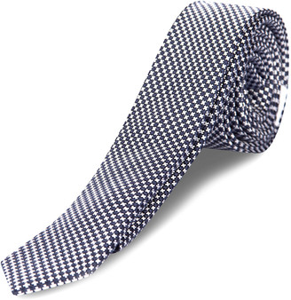 Appaman Boy's Mini Checkered Silk Tie