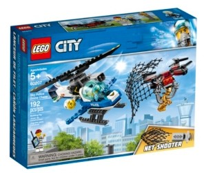 Lego Sky Police Drone Chase 60207