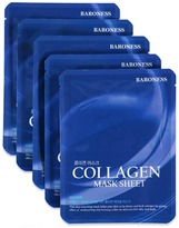 Forever 21 Collagen Mask Sheet – 5 Pack