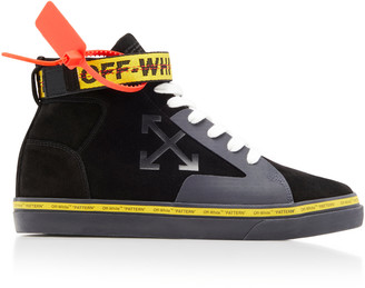 Off-White Vulc High-Top Skate Sneakers