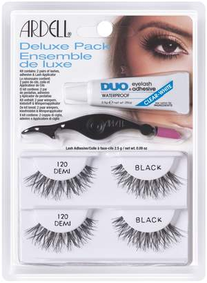 Ardell 120 Demi Black Deluxe Pack Lashes