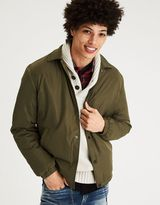 American Eagle Outfitters AE Sherpa Coach Jacket