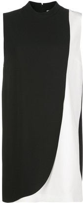 Givenchy Two Tone Short Dress