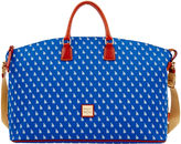 Dooney & Bourke MLB Dodgers Weekender
