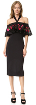 Temperley London Fitted Lyra Dress