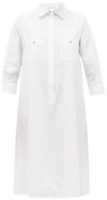 Max Mara Vibo Shirt Dress - Womens - White