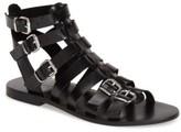 Topshop Women's 'Favorite' Flat Gladiator Sandal