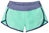 Nike Green Dry Running Shorts