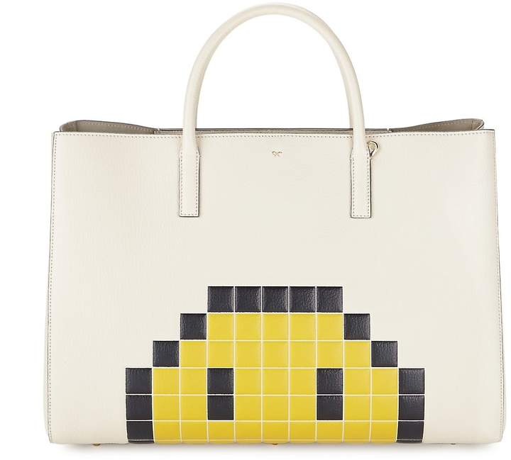 Anya Hindmarch Women's Ebury Maxi Pixel Leather Tote