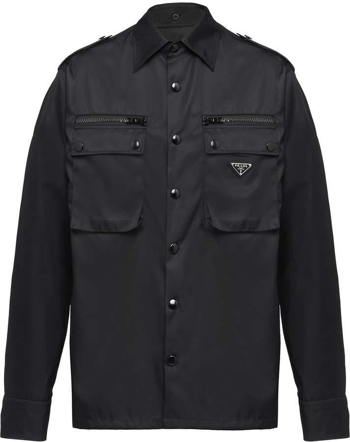 73fef45e technical military shirt