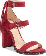 Vince Camuto Jesina Block-Heel Sandals Women's Shoes