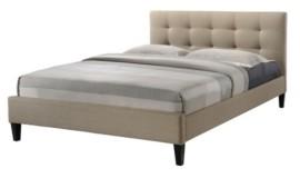 LuXeo Hermosa Queen-Size Platform Contemporary Bed