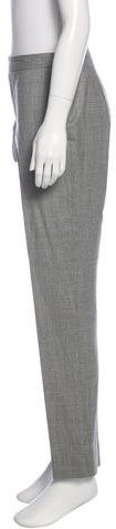 Giambattista Valli Woven Virgin Wool Pants