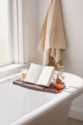 Umbra Me Time Bamboo Bath Tray Caddy