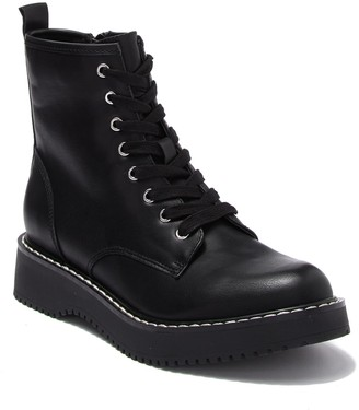 Madden-Girl Kurrt Lace-Up Boot