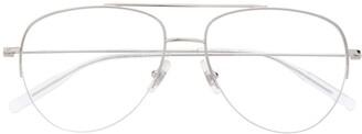 aviator frame glasses