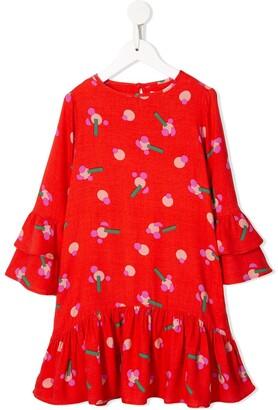 Stella Mccartney Kids Graphic Print Dress