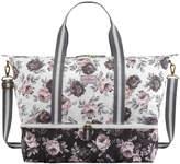 Cath Kidston Oakworth Bloom Foldaway Double Decker Travel Bag