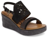 OTBT Women's Hippie Platform Wedge Sandal