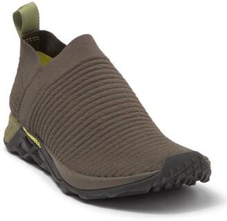 Merrell Range Laceless Slip-On Hiking Sneaker