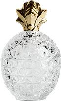 H&M Glass Pineapple Jar