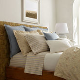 Ralph Lauren Gene Stripe Cotton Sheeting
