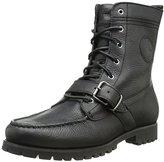 Polo Ralph Lauren Men's Ranger Boot, Black