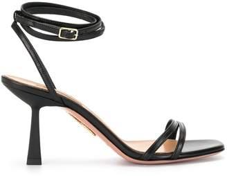 Aquazzura Buckled 70mm Sandals