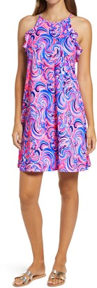 Lilly Pulitzer Billie Ruffle Swing Dress