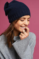 Anthropologie Bow Beanie