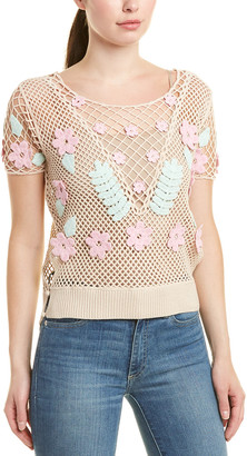 Wildfox Couture Bloom Edita Sweater