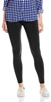 Carnival Women's Seamless Microfiber Fleece-Lined Leggings