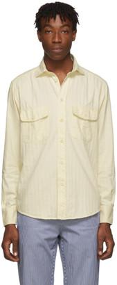 Barena Off-White Teti Spin Shirt