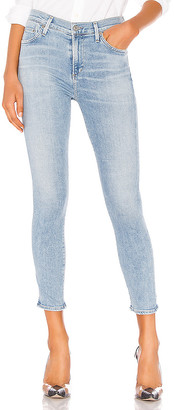 Citizens of Humanity Rocket Crop Sculpt Mid Rise Skinny. - size 23 (also