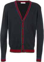 Etro v-neck cardigan - men - Wool - M