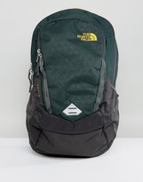 The North Face Vault Backpack 28 Litres In Green