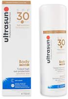 Ultrasun Tinted Body SPF30 150ml