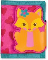 Stephen Joseph Fox Wallet in Pink